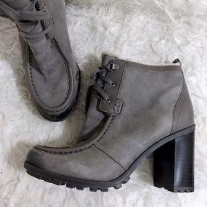 Sam Edelman Shoes - Sam Edelman  gray 'Madge' Bootie. Size 9.5